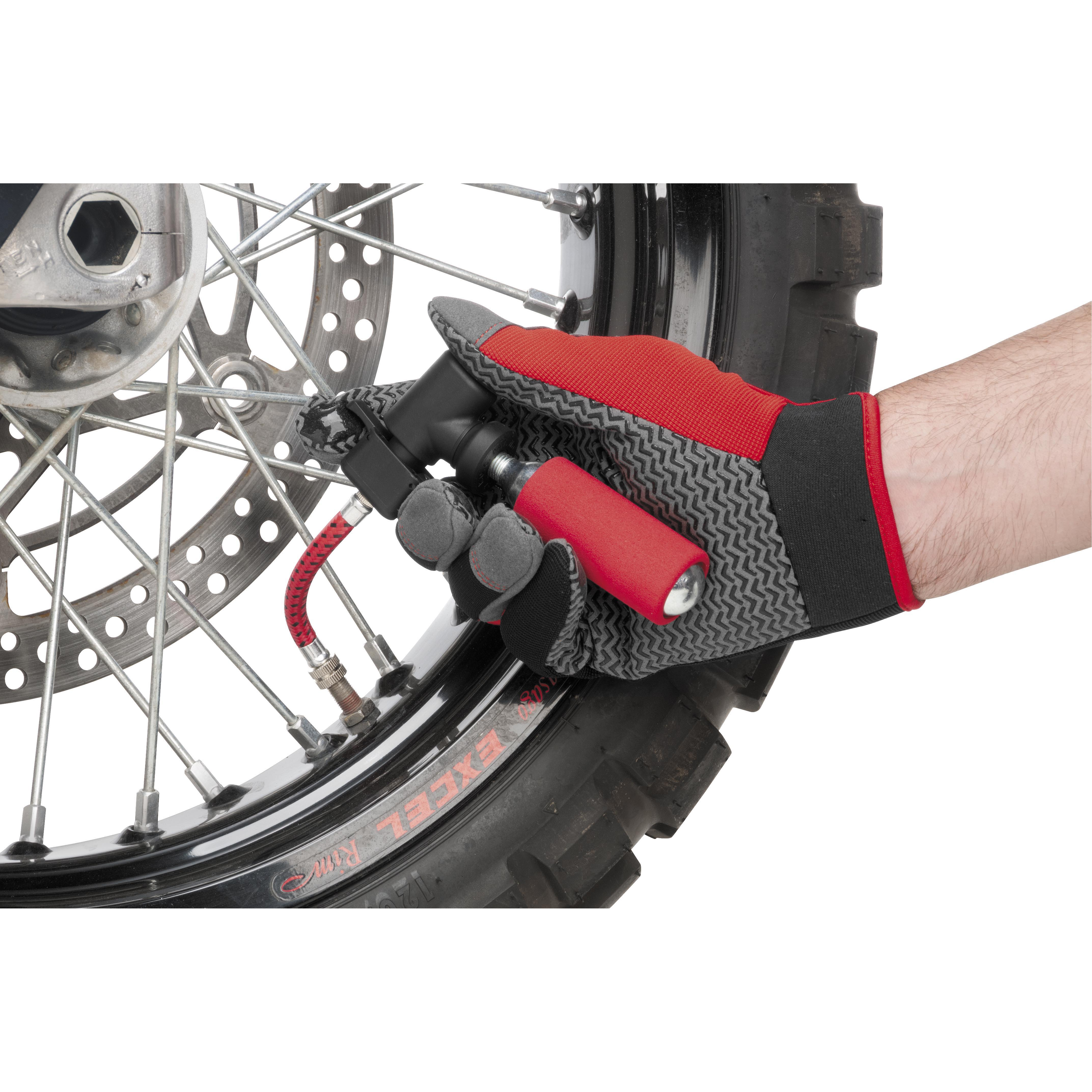 Tire And Tube Flat Repair Kit Iron Motorcycles